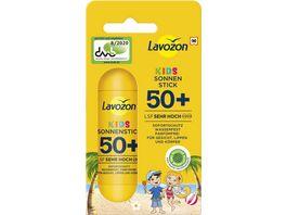 LAVOZON Kids Sonnenstick LSF 50