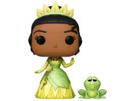 Funko POP Disney Princess Tiana Naveen