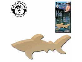 Corvus Holzrohling Hai