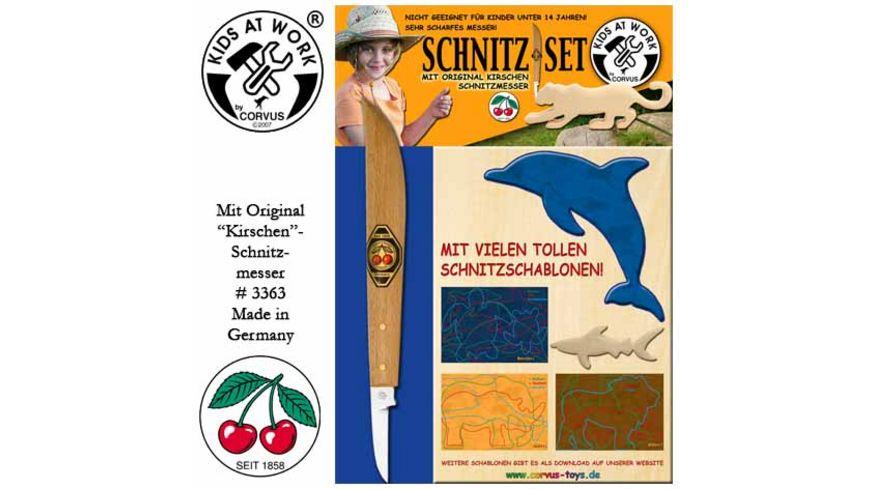 Corvus Schnitz-Set
