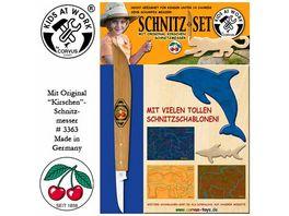 Corvus Schnitz Set