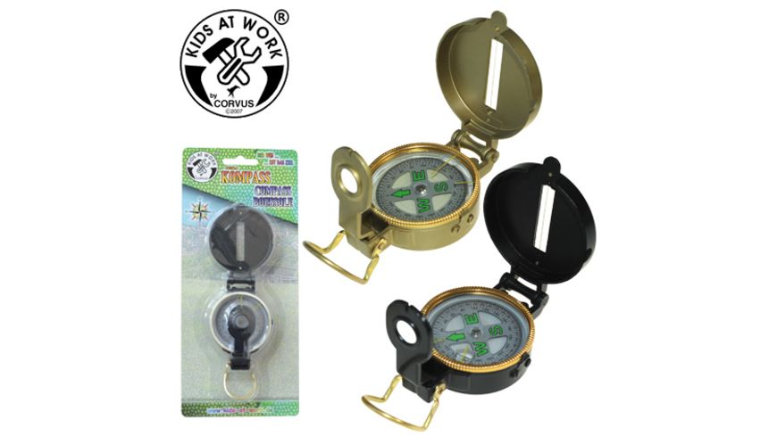 Corvus Kompass metall