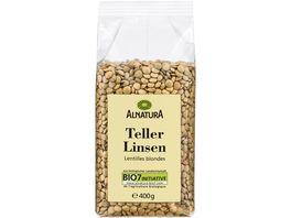 Alnatura Tellerlinsen