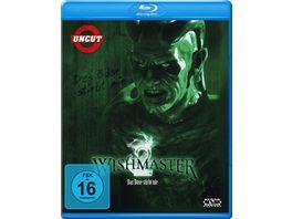 Wishmaster 2 Das Boese stirbt nie uncut