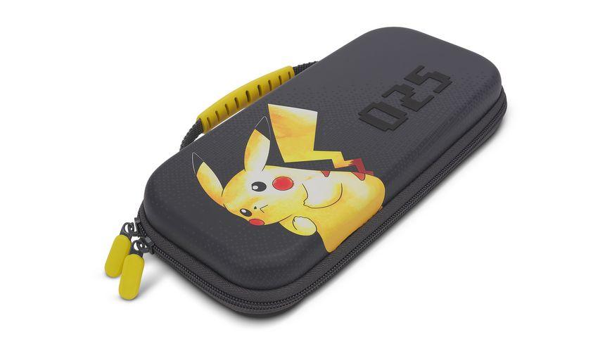 Nintendo Switch Protection Case Kit - Pikachu #025