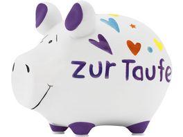 KCG Sparschwein Zur Taufe
