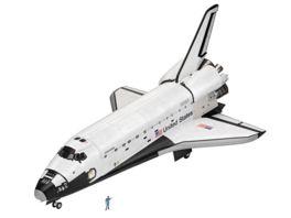 Revell 05673 Geschenkset Space Shuttle 40th Anniversary