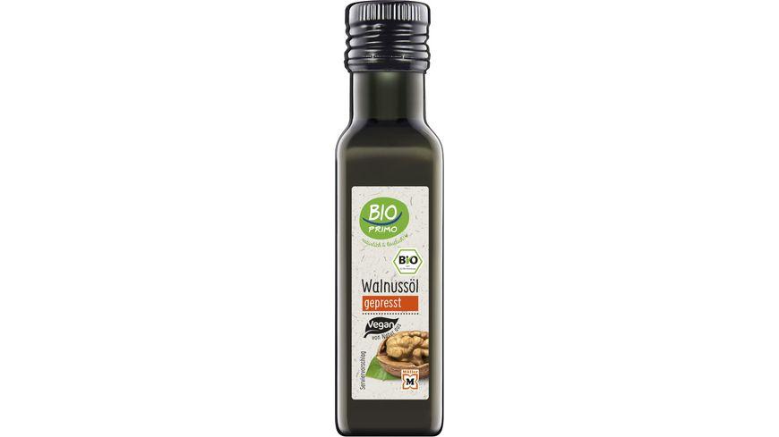 Bio PRIMO Walnussöl nativ gepresst