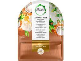 Herbal Essences Kokosmilch Haarmaske Haube