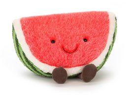 JELLYCAT Amusable Wassermelone Kuscheltier A1W 36cm
