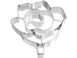 RBV BIRKMANN Ausstechform Rose 6cm