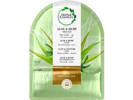 Herbal Essences Aloe Hanf Geschmeidigkeit Haarmaske Haube