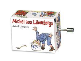 fridolin Spieluhr Michel in der Suppenschuessel 58557