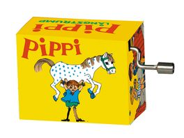 fridolin Pippi Spieluhr Melodie Hej Pippi Langstrumpf 58346