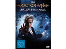 Doctor Who Die Peter Capaldi Jahre Der komplette 12 Doktor LTD