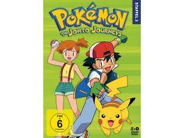 Pokemon Staffel 3 Die Johto Reisen 5 DVDs