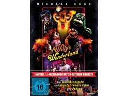 Willy s Wonderland LTD Mediabook