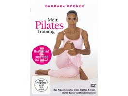 Barbara Becker Mein Pilates Training