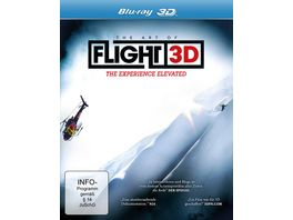 The Art of Flight 3D The Experience Elevated