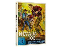 Nevada Joe Mediabook Limitiert auf 1000 Stueck Cover B DVD