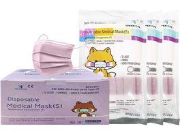 YINHONYUHE Disposable Medical Mask S ROSA