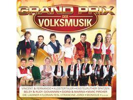 Grand Prix der Volksmusik Alle 25 Sieger Titel
