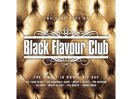 Black Flavour Club The Very Best Of New Edition