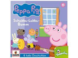 015 Schakka Lakka Bumm und 5 weitere Geschichten