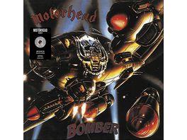 Bomber Ltd Edition Silver Vinyl