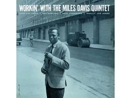 Workin With The Miles Davis Ltd 180g Farbiges V