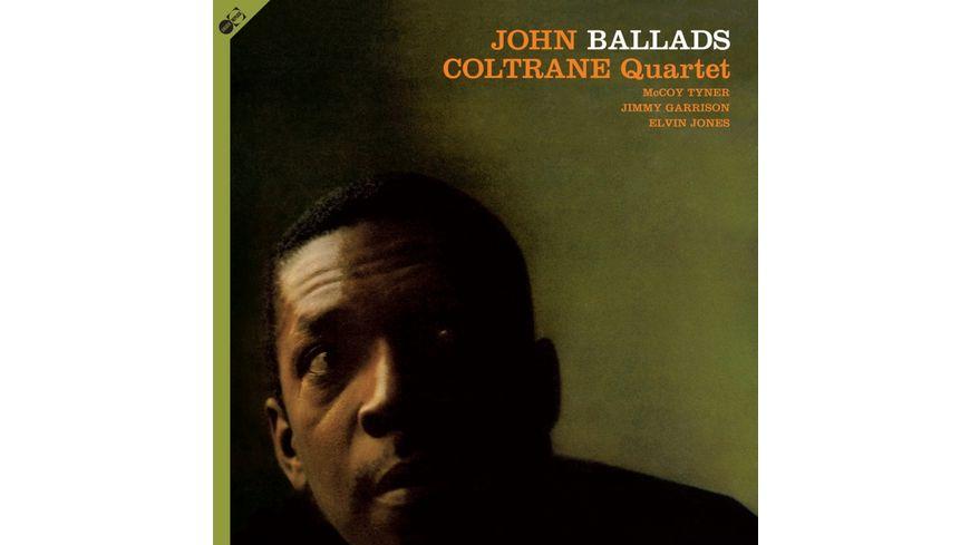 Ballads+1 Bonus Track (180g LP+Bonus CD)