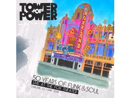 50 Years of Funk Soul
