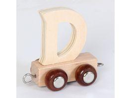 bartl Buchstaben Waggon D 102684