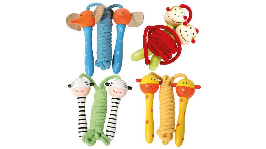 bartl Kinder-Springseil Tiere 107625