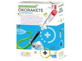 4M Oekorakete Green Science 68475