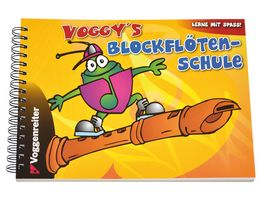 Voggenreiter Voggys Blockfloeten Schule 414