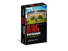 Gmeiner Verlag Die Villa des Paten 581574