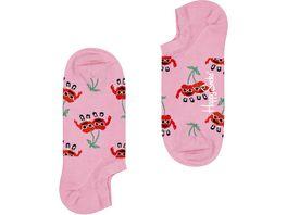 Happy Socks Unisex Sneaker Socken No Show Cherry Mates