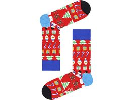 Happy Socks Unisex Happy Socks Unisex Socken All I Want For Christmas
