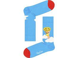 Happy Socks Unisex Socken Holy Grail