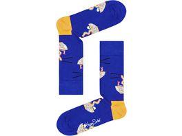 Happy Socks Unisex Socken Rainbow Ramen