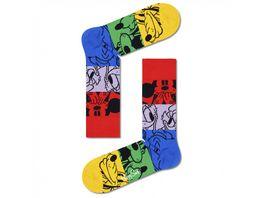 Happy Socks Unisex Socken Colorful Friends