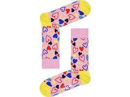 Happy Socks Unisex Socken I heart You