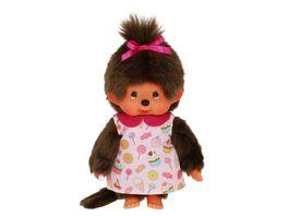 Monchhichi 20CM Pop n Candy Dress Girl