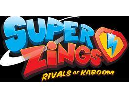 SuperZings 4 Megapack 22180055 1 Stueck sortiert