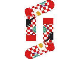 Happy Socks Unisex Socken Early Bird