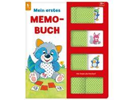 Die Spiegelburg Verlag Mein erstes Memo Buch Wer findet alle Paerchen