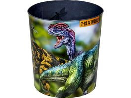 Die Spiegelburg T Rex World Papierkorb