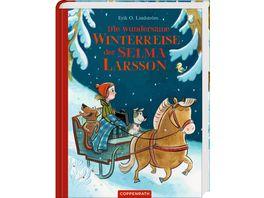 Coppenrath Verlag Die wundersame Winterreise der Selma Larsson