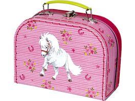 Die Spiegelburg Mein kleiner Ponyhof Spielkoffer